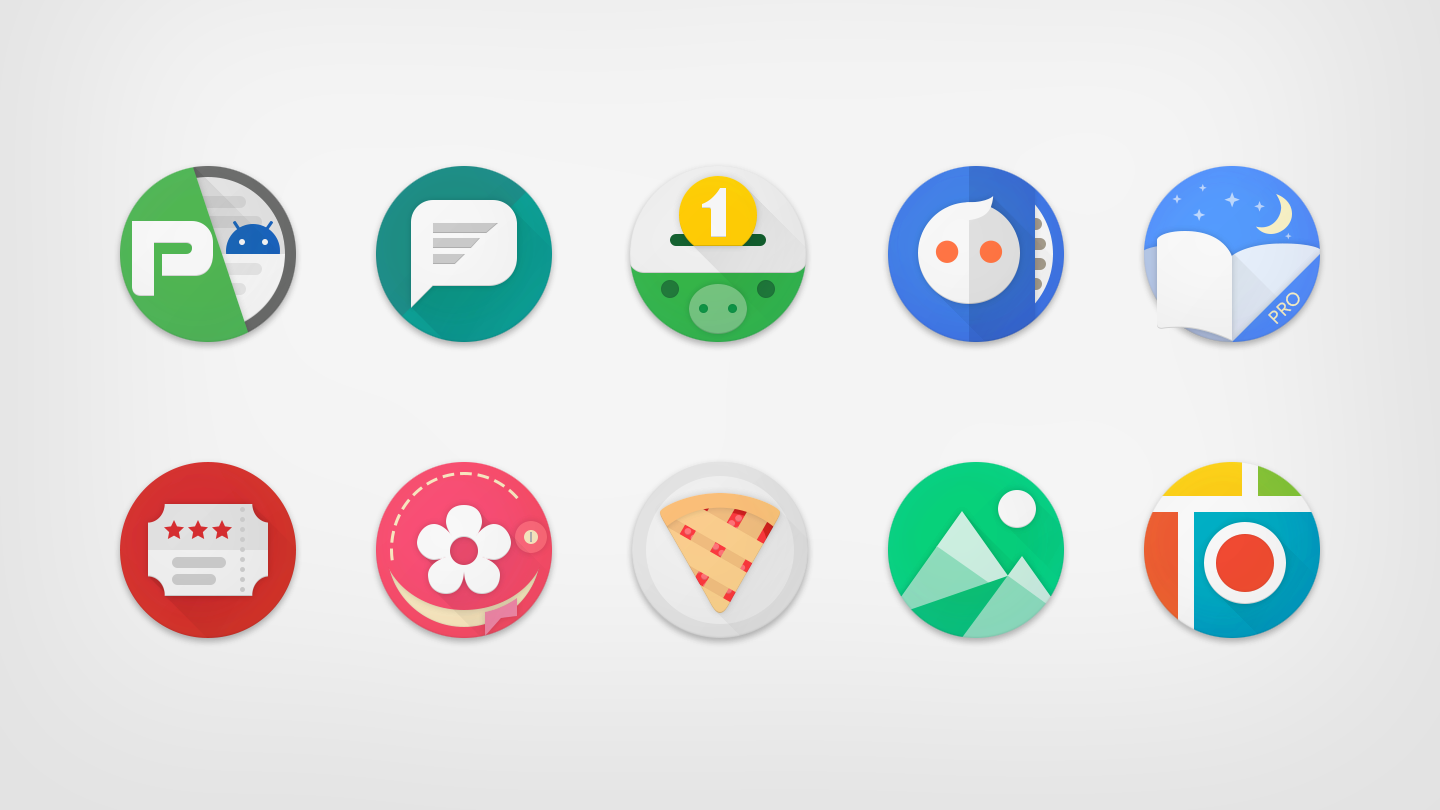 PIXELICIOUS ICON PACK Screenshot 9