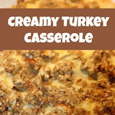 Creamy Turkey Casserole Recipe from Bj's Cooking Club