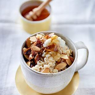 Fig & Ricotta Oatmeal