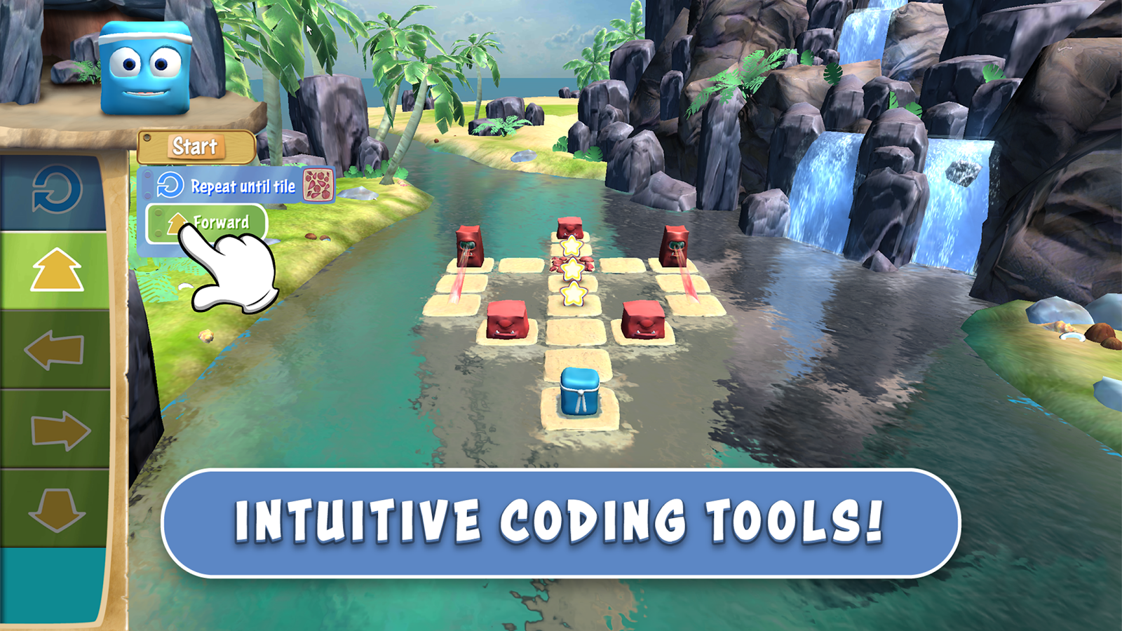 Box Island - Kids Coding Game! (Unreleased) Screenshot 6