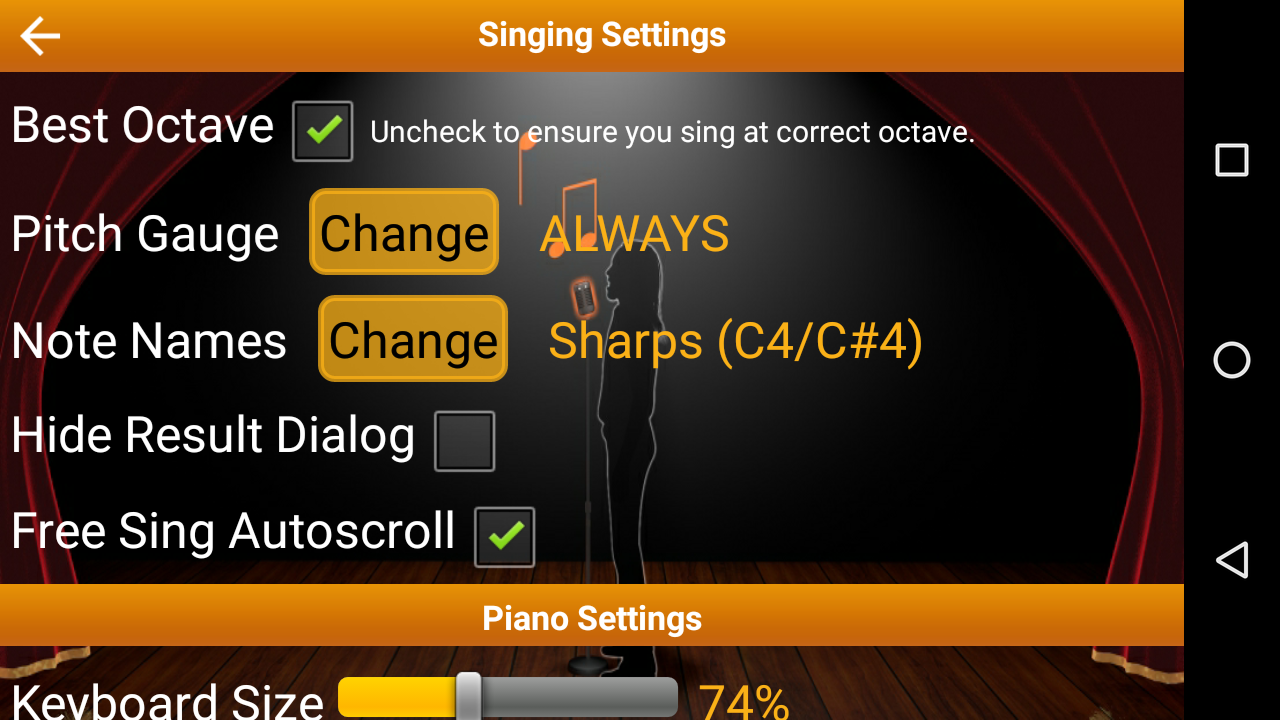Voice Training Pro Screenshot 5