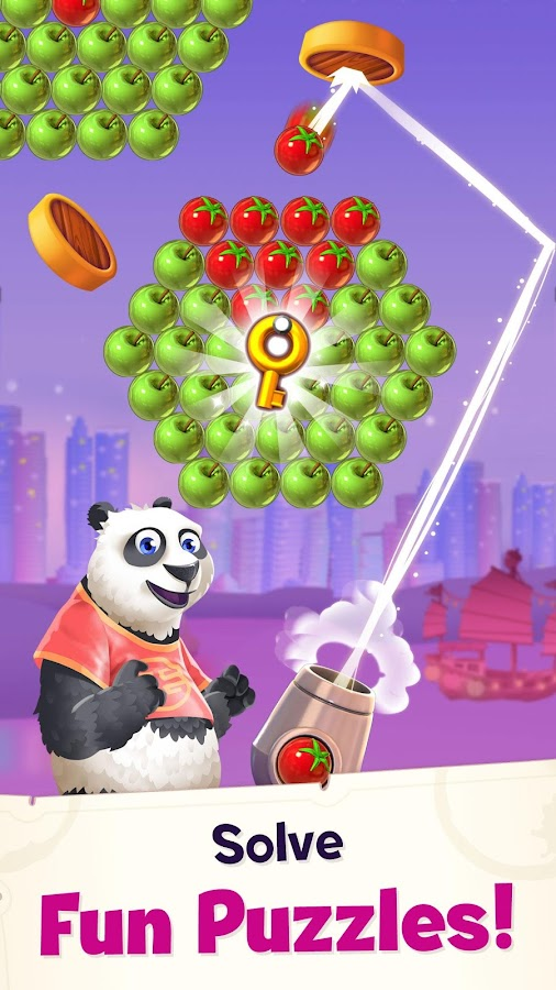 Bubble Island 2 - Pop Bubble Shooter Screenshot 1