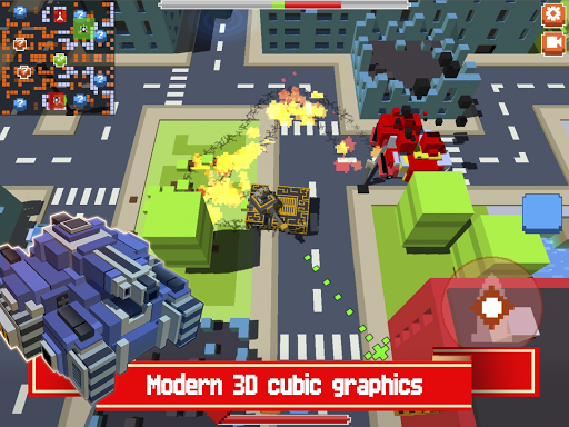 War Boxes - screenshot