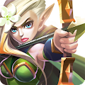 Game Magic Rush: Heroes APK for Kindle