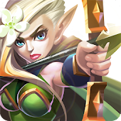 Game Magic Rush: Heroes version 2015 APK