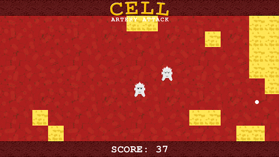Cell: Artery Attack (Ad-Free) - screenshot
