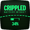 Crippled - Battery Widget 4.0 Apk