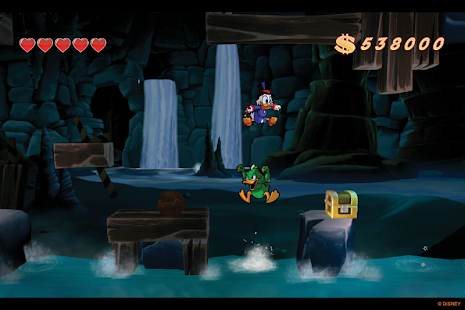 DuckTales Remastered Screenshot