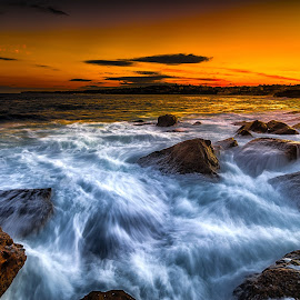 by Jerry ME Tanigue - Landscapes Waterscapes