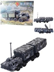 """4D Пазл cерии """"Город Игр"""" ракетный комплекс С-300, хаки"""