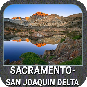 Sacramento - San Joaquin Delta, California GPS Map For PC / Windows 7/8/10 / Mac – Free Download