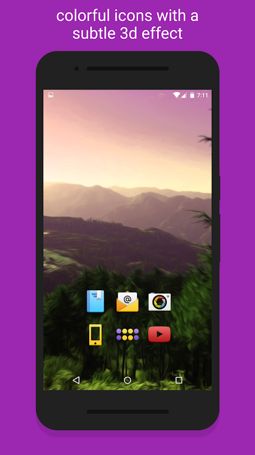 Vion - Icon Pack Screenshot 1