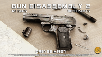 Screenshot of Gun Disassembly 2