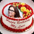 Name Photo on Birthday Cake APK for Bluestacks
