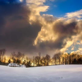 by Dragan Milovanovic - Landscapes Cloud Formations
