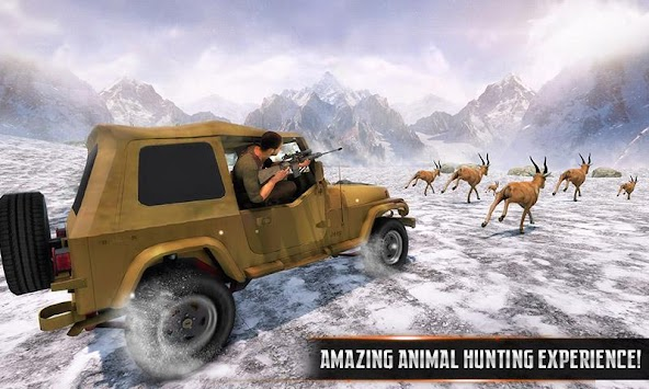 Sniper Deer Hunting Modern FPS Shooting Game APK screenshot thumbnail 5