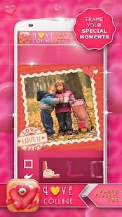Love Collage Photo Effects Pro - screenshot