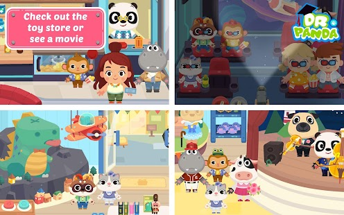 Dr. Panda Town: Mall APK for Kindle Fire