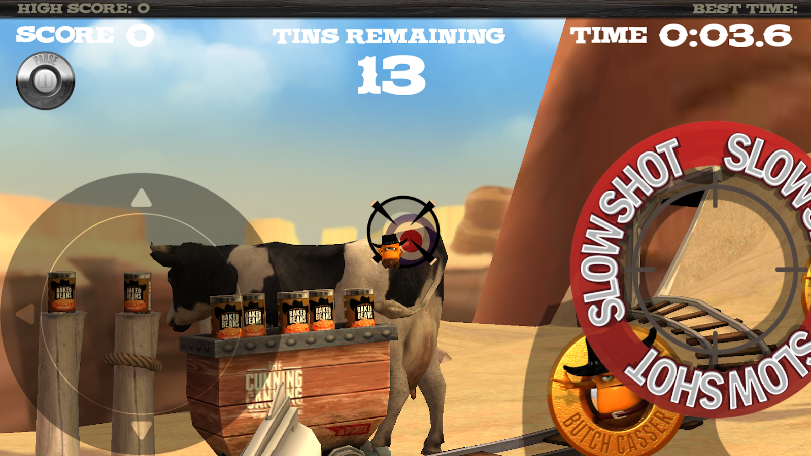 Far Tin Bandits Screenshot 7