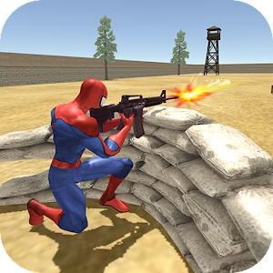 Mountain Sniper Assassin - 3d Shooting Game Icon