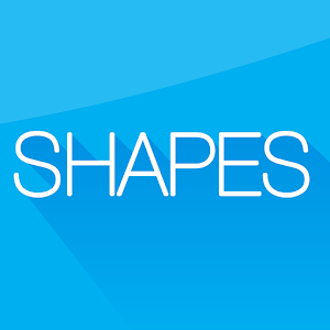 SHAPES Puzzle - casual yet progressively tricky puzzler