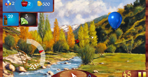 Trials of Robin Hood - screenshot