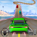 Crazy Car Driving Simulator: Impossible Sky Tracks APK