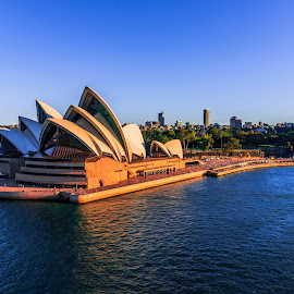 Sydney Opera House by Earl Heister - Buildings & Architecture Public & Historical (  )