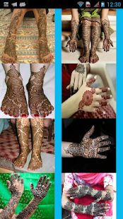 New Mehndi Easy Designs - screenshot