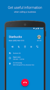 Phone for Lollipop - Android 5.0