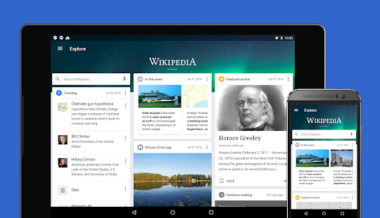 Wikipedia APK for Bluestacks