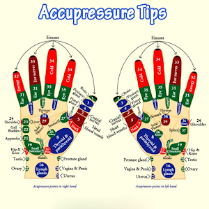 Best Acupressure Tips