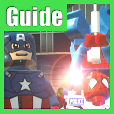 Guide LEGO Marvel Heroes
