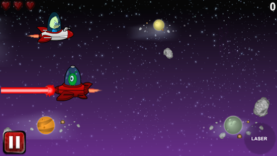Swag In Space - screenshot