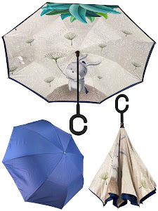 "Зонт ""Принт"", 8777"