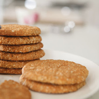 Low Fat Anzac Biscuits Recipes