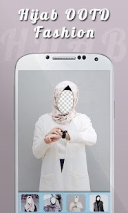 Hijab OOTD Fashion - screenshot