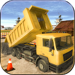 City Construction Truck Sim Icon