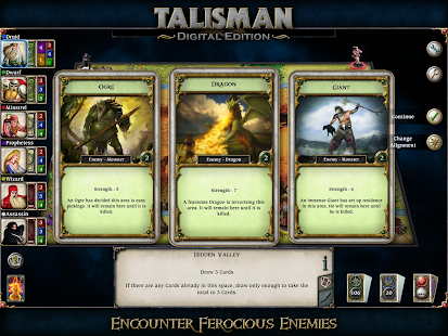 Talisman Screenshot