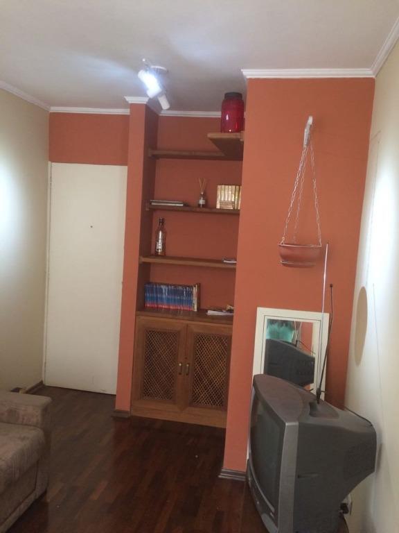 Apartamento residencial para venda e locação, Conjunto Resid...