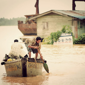 banjir by Iba  Kakipuqo - News & Events World Events