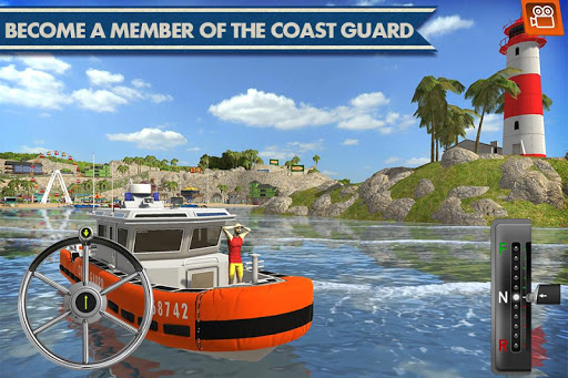 Coast Guard: Beach Rescue Team For PC