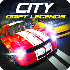 City Drift Legends- Hottest Free Car Racing Game For PC (Windows & MAC)