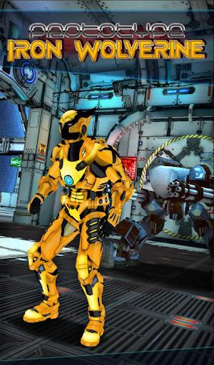 Prototype Iron Wolverine screenshot 1