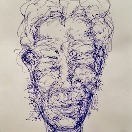 MToldi Bic  by Marcello Toldi - Drawing All Drawing