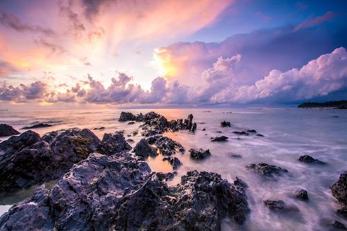 Sunrise@ Batu Layar  by Jack Lim - Landscapes Sunsets & Sunrises