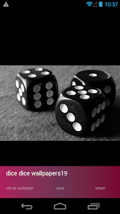 3D Dice Wallpapers - screenshot