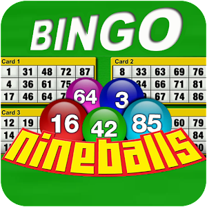 Nine Balls Video Bingo For PC (Windows & MAC)