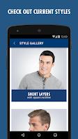 Screenshot of Supercuts – Hair Salon
