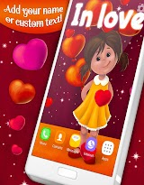 Girl in Love Live Wallpaper Apk Download Free for PC, smart TV